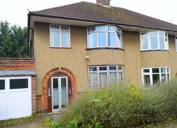 Thumbnail 3 bed property to rent in Kingsway, Kingsthorpe, Northampton