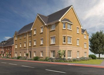 "Thumbnail 2 bedroom flat for sale in ""Carrick"" at Norton Fitzwarren, Taunton"