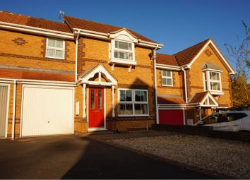 Thumbnail 3 bed terraced house for sale in Normandie Close, Ludlow