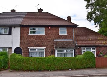 Thumbnail 3 bed town house for sale in Stansmore Road, Meir, Stoke-On-Trent