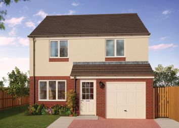 "Thumbnail 3 bed detached house for sale in ""The Kearn"" at Dunlop Road, Stewarton, Kilmarnock"