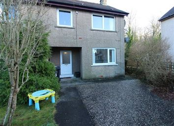 Thumbnail 1 bed flat for sale in Lindeth Close, Carnforth