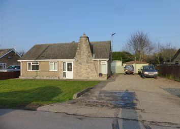 Thumbnail 3 bedroom detached bungalow for sale in Common Road, Walton Highway, Wisbech