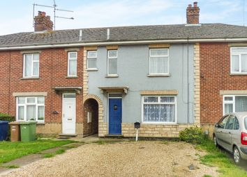 Thumbnail 3 bed terraced house for sale in Norwich Road, Wisbech
