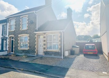 Thumbnail 2 bed semi-detached house for sale in Station Road, Llangennech