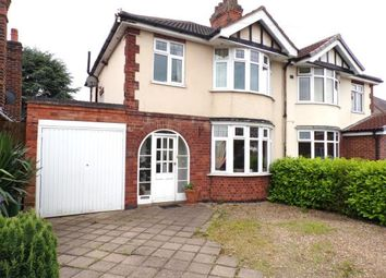 3 bed semi-detached house for sale in Greengate Lane, Birstall, Leicester, Leicestershire LE4