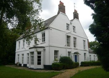 Thumbnail 6 bed detached house to rent in The Old Vicarage, High Street, Great Barford