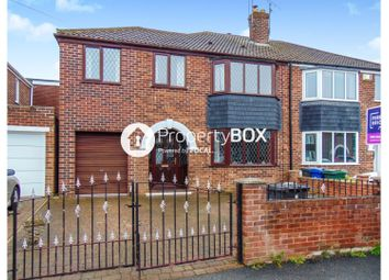 Thumbnail 3 bed semi-detached house for sale in The Boulevard, Edenthorpe, Doncaster