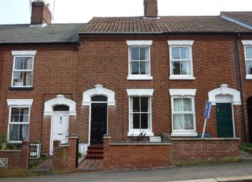 Thumbnail 2 bedroom terraced house to rent in Warwick Street, Norwich
