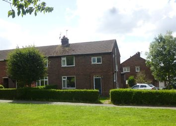 Thumbnail 3 bed end terrace house for sale in Meadow Drive, Barnton, Northwich