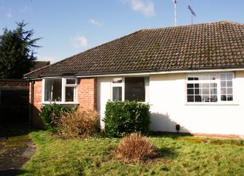Thumbnail 2 bed semi-detached bungalow for sale in Waverley Road, Hillmorton, Rugby