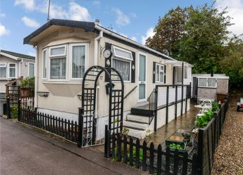 2 bed mobile/park home for sale in Berkeley Close, Mountsorrel, Loughborough, Leicestershire LE12