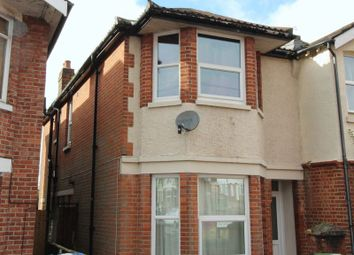 Thumbnail 4 bed semi-detached house to rent in Newcombe Road, Shirley, Southampton