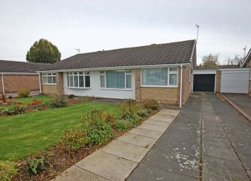Thumbnail 2 bed bungalow for sale in Castle Way, Dinnington, Newcastle Upon Tyne