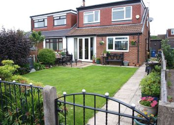 Thumbnail 4 bed semi-detached bungalow for sale in 12 Fairway, Milnrow, Rochdale