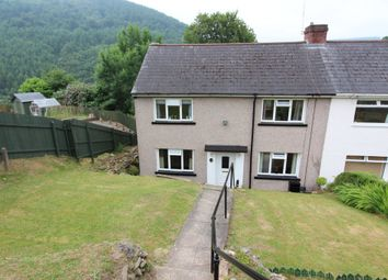 Thumbnail 3 bed semi-detached house for sale in Llanfach Road, Abercarn, Newport