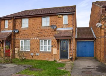 Thumbnail 2 bedroom semi-detached house for sale in Camlet Grove, Stantonbury Fields, Milton Keynes