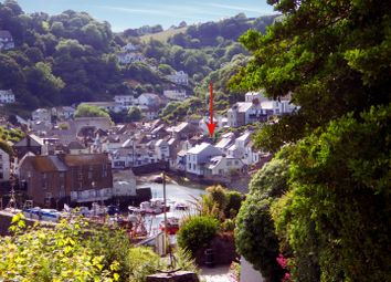 Thumbnail 1 bed cottage for sale in The Warren, Polperro, Looe