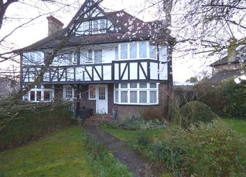 Thumbnail 4 bed semi-detached house to rent in Princes Gardens, London