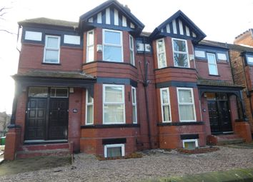 Thumbnail 4 bed flat to rent in Parsonage Road, Withington, Manchester