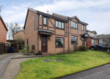 Thumbnail 3 bed semi-detached house for sale in Sandielands Avenue, Erskine, Renfrewshire
