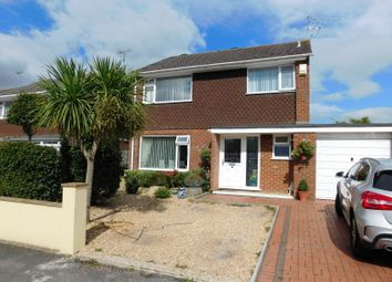 Thumbnail 4 bed detached house to rent in Lytchett Way, Upton, Poole