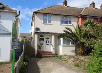 Thumbnail 3 bed terraced house for sale in Prince Charles Road, Broadstairs
