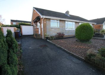 Thumbnail 2 bed semi-detached bungalow for sale in Haylock Close, Higham, Barnsley