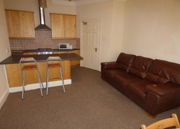 Thumbnail 1 bed flat to rent in Manor House Road, Heaton, Newcastle Upon Tyne