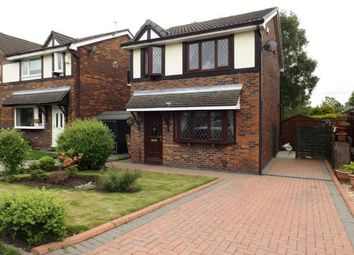 Thumbnail 3 bed detached house for sale in Old Vicarage, Westhoughton, Bolton, Greater Manchester