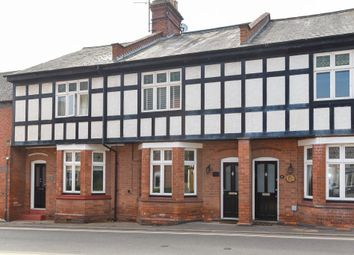 Thumbnail 2 bed terraced house for sale in Priory Road, Warwick