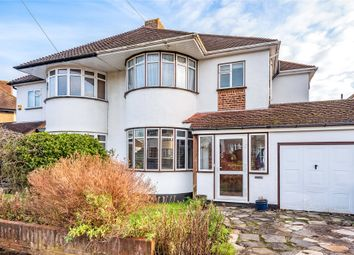 Thumbnail 3 bed semi-detached house for sale in Fairview Drive, Orpington