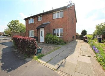 Thumbnail 2 bedroom semi-detached house for sale in Sumpter Croft, Penwortham, Preston