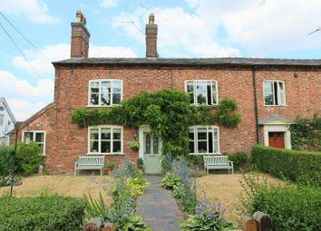 Thumbnail 6 bed semi-detached house for sale in Nantwich Road, Wrenbury, Nantwich