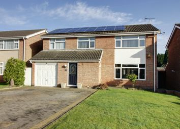 Thumbnail 5 bed detached house for sale in Staindale Drive, Nottingham, Nottinghamshire