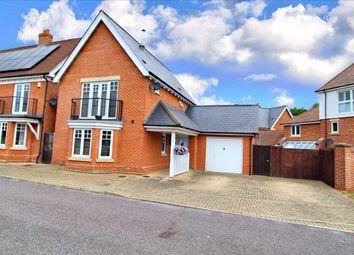 Thumbnail 3 bed detached house for sale in Tile House Lane, Great Horksley, Colchester