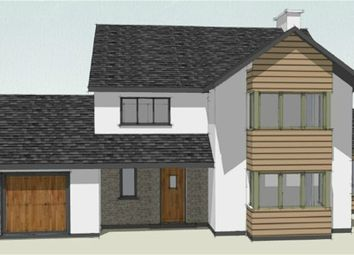 Thumbnail 4 bedroom detached house for sale in New Homes At Cefn Ceiro, Llandre, Bow Street, Aberystwyth