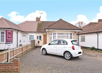 Thumbnail 3 bed semi-detached bungalow for sale in Pavilion Way, Ruislip, Middlesex