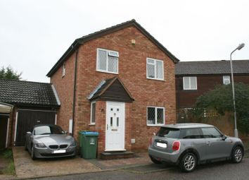 Thumbnail 3 bed link-detached house to rent in Sewell Close, Aylesbury