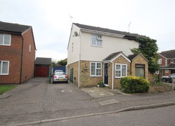 Thumbnail 2 bed semi-detached house for sale in Burgessfield, Chelmsford