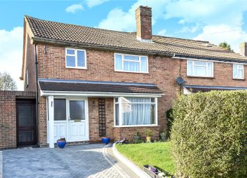 Thumbnail 3 bedroom semi-detached house for sale in Aldbury Road, Mill End, Hertfordshire