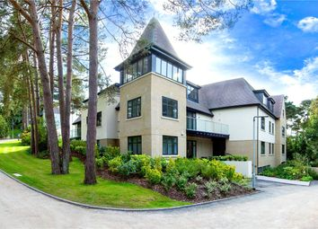 Thumbnail 3 bed flat for sale in Crosstrees, Lilliput Road, Canford Cliffs, Poole