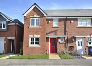 Thumbnail 3 bed end terrace house for sale in Goose Bay Drive Kingsway, Quedgeley, Gloucester