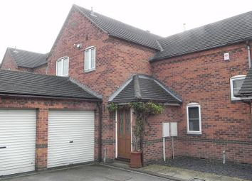 Thumbnail 3 bed town house to rent in 11 Daisy Lane, Overseal, Derbyshire