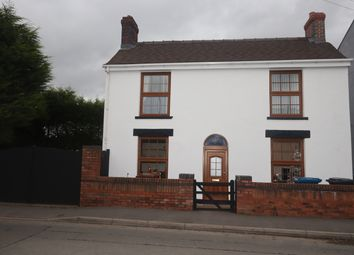 Thumbnail 3 bed detached house for sale in Queen Street, Chasetown, Burntwood