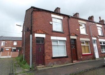 Thumbnail 2 bed end terrace house for sale in Chapman Street, Heaton, Bolton, Greater Manchester