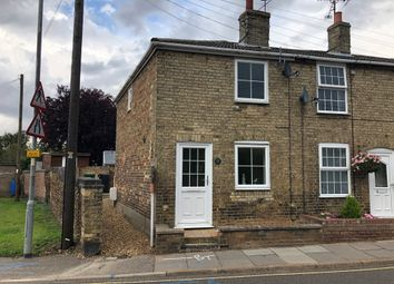 Thumbnail 2 bedroom semi-detached house for sale in Priory Road, Downham Market