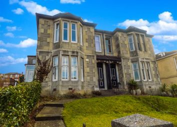 Thumbnail 1 bed flat for sale in Rosslyn Avenue, Rutherglen, Glasgow
