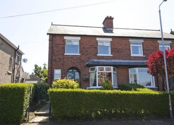 Thumbnail 3 bedroom semi-detached house for sale in Luxor Gardens, Belfast
