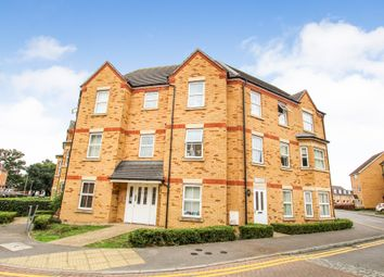Thumbnail 2 bed flat for sale in Hyde Close, Kensington Court, Romford